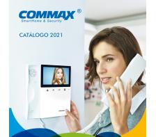 CATÁLOGO COMMAX 2021