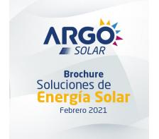 Brochure KITS SOLARES - Febrero 2021